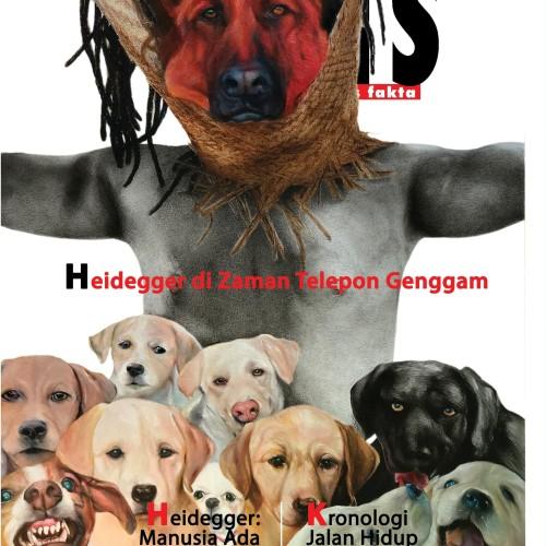 Foto Produk Majalah Basis No. 07-08, 2018 (HEIDEGGER) dari Toko Tjap Petroek