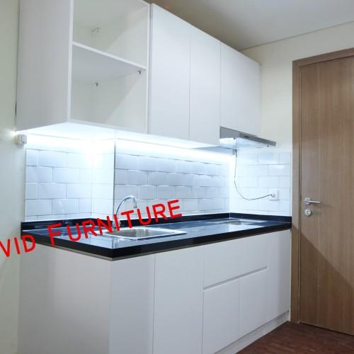 Foto Produk kitchen set minimalis modern apartemen studio bedroom dari David Furniture