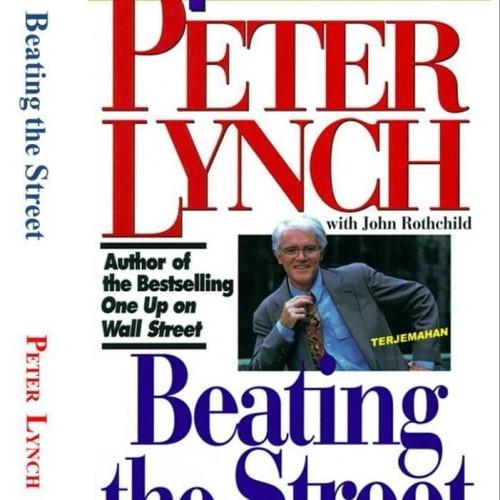 Foto Produk Peter Lynch - Beating the Street - Terjemahan - Bahasa Indonesia dari BukuSahamku