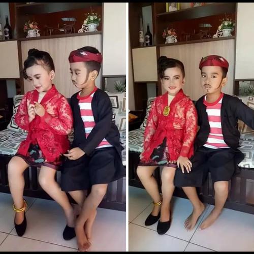 Foto Produk Baju adat madura anak2 size S & M dari Irwan busana
