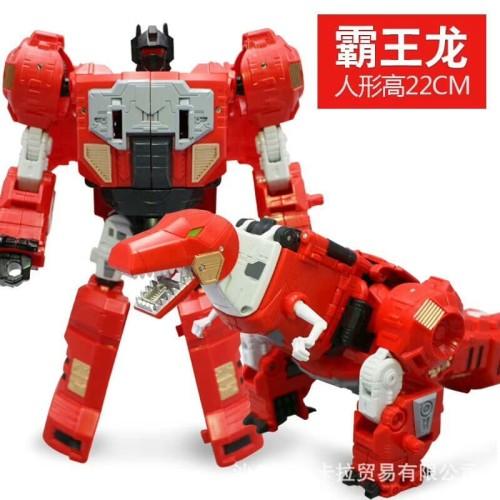 Foto Produk Transformers Dinobot Grimlock Dinoking Heimanba DN-02 dari Cole Toys