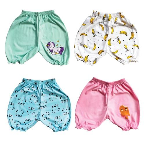 Foto Produk Jobel Bloomer (Celana Pendek) Girl Unicorn Edition 0-5Thn - XXL 1 PACK dari Kazel Babywear