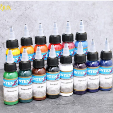 Foto Produk Tinta Tato INTENZE 30ml Tatoo/Tato/Tattoo/Tatoo dari Acc Perhiasan