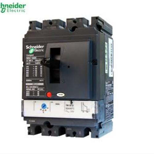 Foto Produk MCCB Schneider NSX160N 3x160A LV430840 NSX 160 N 3P 160A TM160D dari Bangkit Jaya Abadi