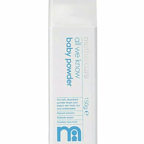 Foto Produk Mothercare Baby Powder 150g Original dari Long San Shop
