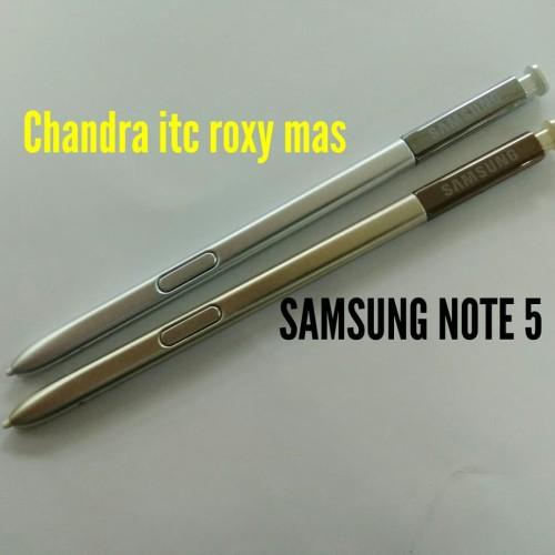 Foto Produk S pen stylus samsung note 5 ori dari Chandra Anita Store