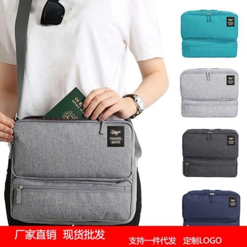 Foto Produk Korean Grand Voyaging Bag Ver 2 / Travel Organizer/ Tas Selempang A583 dari Mega-Persada