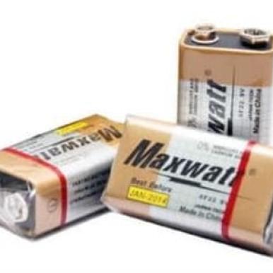 Foto Produk #Baterai Baterai 9volt / batere 9v Buat diamond selector dari Rahma Online