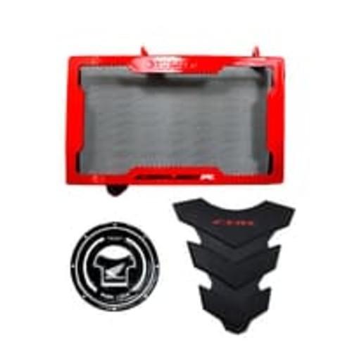 Foto Produk Paket Aksesoris Resmi Honda CBR 150R dari Honda Cengkareng