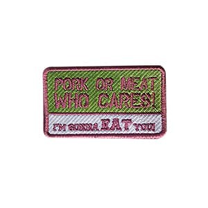 Foto Produk MOLAY PORK OR MEAT Patch - MULTICAM dari Molay