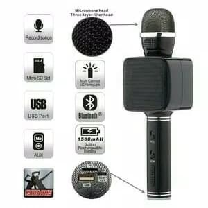 Foto Produk Mic Karaoke YS-68 Bluetooth Wireless Portable dari Type Shop