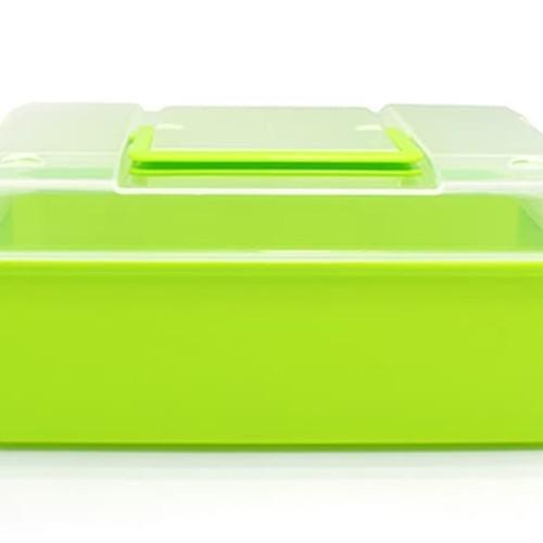 Foto Produk Arniss MP-0350 Studio Mix Green Kotak Serbaguna dari Rishab Str