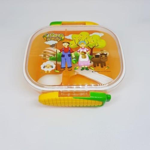 Foto Produk Arniss Kotak / Tempat Makan / Lunch Box - CB-470 dari Rishab Str