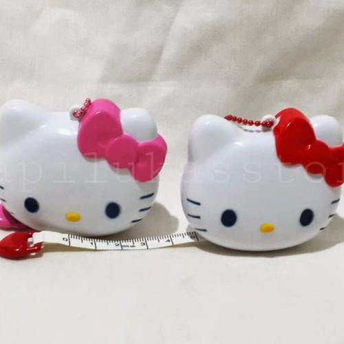 Foto Produk Meteran Hello Kitty dari papilukas store