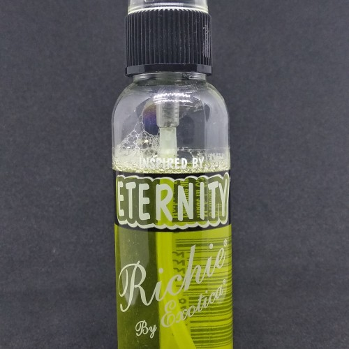 Foto Produk Exotica Pengharum Mobil/Parfum Richie Liquid Cair Spray ( CLEARANCE ) - ETERNITY dari Carinn Store