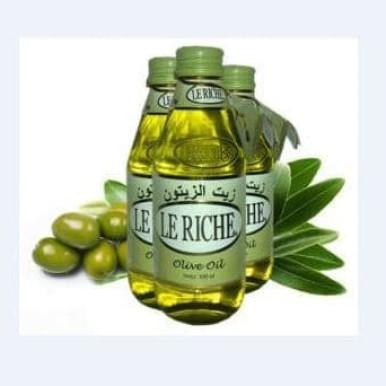 Foto Produk minyak zaitun LE RICHE, LERICHE 300 ml dari Gudang Grosir Herbal