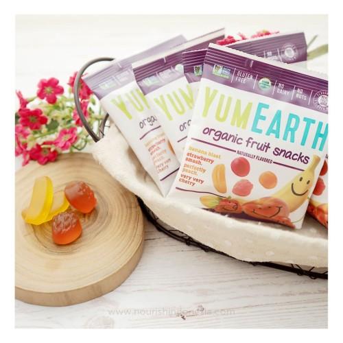 Foto Produk YumEarth, Organic Fruit Snacks, Original , 1pc dari Nourish Indonesia
