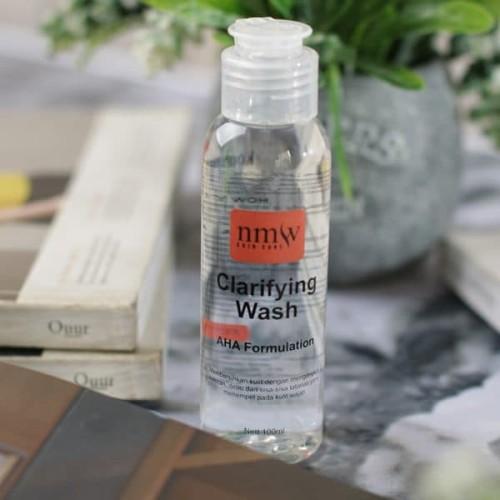 Foto Produk NMW Clarifying Wash AHA Formulation 100ml - 100 ml dari NMW Clinic