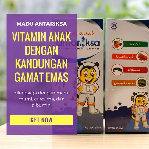 Foto Produk Harga Vitamin Anak dari Senja Hari