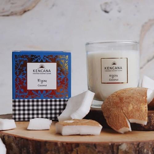 Foto Produk Kencana Candle: Nyuh / Coconut dari Kencana Candle