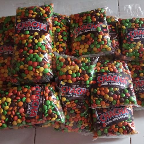 Foto Produk Coklat delfi chacha milk / peanut 500gr dari Kevino Olshop Jaya