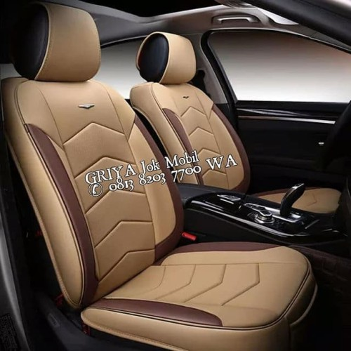 Foto Produk Sarung Jok Mobil Xpander Fullset Ready Stock dari GRIYA JOK MOBIL