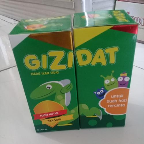 Foto Produk Gizidat (madu ikan sidat dan probiotik) dari lathyfa store
