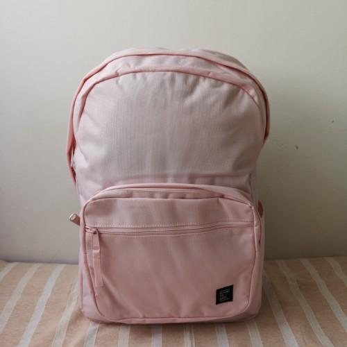 Foto Produk SPAO Tas Unisex Backpack Ori dengan bahan nylon dari Rinashopping