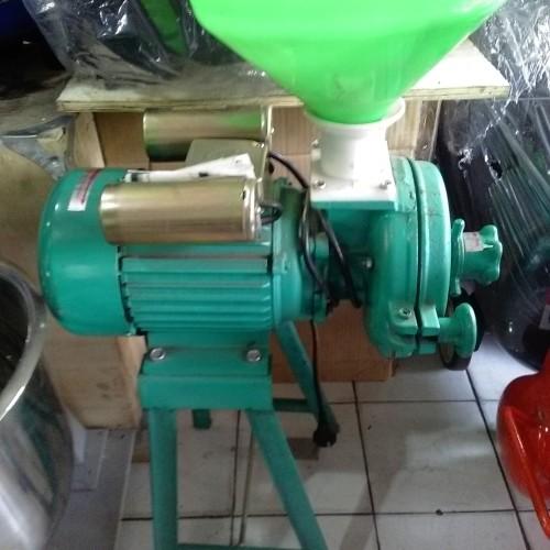 Foto Produk Mesin Grinder Kopi dinamo listrik 25kg perjam dari yash mesin