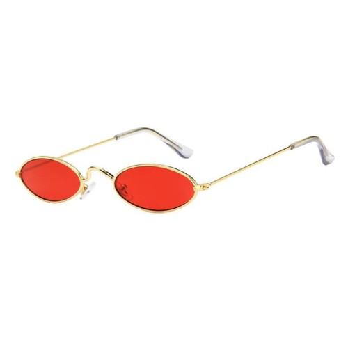 Foto Produk kacamata micro oval frame sunglasses jgl058 dari Oila