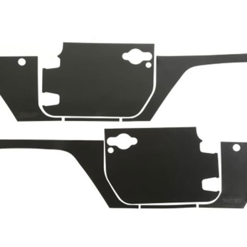 Foto Produk Cover Body Mobil / Magnetic Protection Panel For Jeep JK Original USA dari PIONIR JEEP