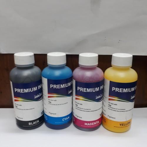 Foto Produk Tinta HP Pigment InkTec 1 set dari Mitra Printer Roxy