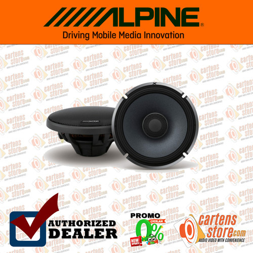 Foto Produk Speaker Coaxial Alpine X-S65C Hi-Res By Cartens-Store.Com dari Cartens Store
