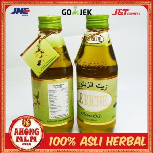 Foto Produk Minyak Zaitun Le Riche dari ahong mlm