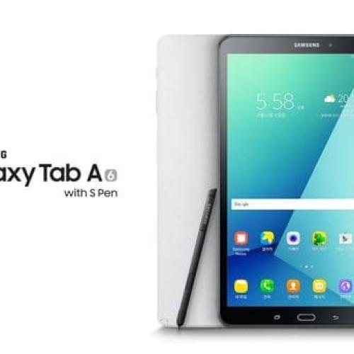 "Foto Produk Samsung Galaxy Tab A 6 with S Pen 10.1"" Inch (Black) dari Auto Pilot Store"