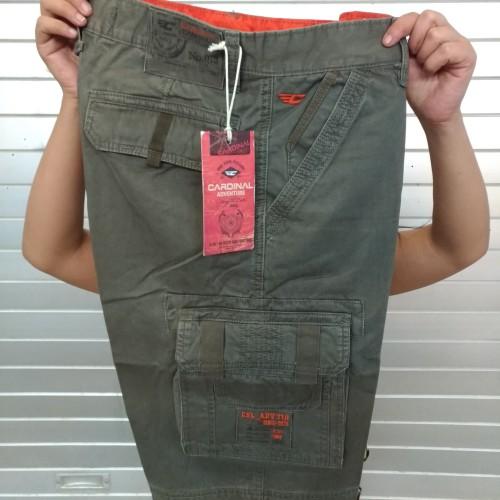 Foto Produk Termurah Celana Pendek Cargo Cardinal Original dari Toko Cardinal Jeans