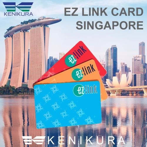 Foto Produk Kartu EZ Link Singapore - singapura ezlink card dari Kenikura Tour