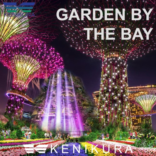Foto Produk Garden by the bay Ticket Dewasa Adult tiket singapore marina bay dari Kenikura Tour