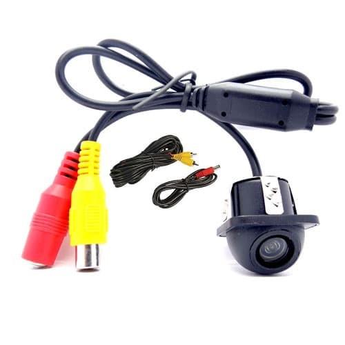 Foto Produk Kamera Mundur Bulat Universal Model Tanam - Kamera Parkir Universal dari Prime Auto Variasi