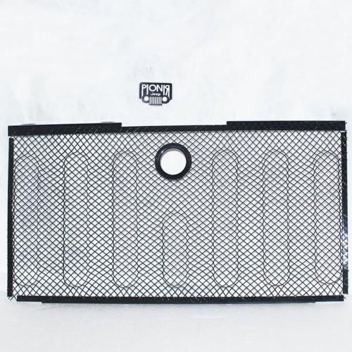 Foto Produk Pelindung Radiator / Wire Mesh Custom For Jeep JK Wrangler dari PIONIR JEEP