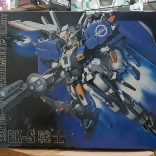 Foto Produk MG 1/100 MSA-0011 (Ext) EX-S Gundam FIGHTER by Daban Model 6606 dari Yihaaz Hobby Shop