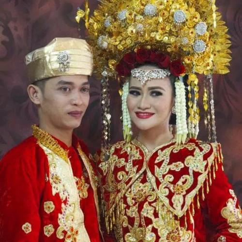 Foto Produk Baju pengantin padang // baju adat dewasa dari Irwan busana