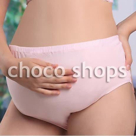 Foto Produk CELANA DALAM HAMIL KATUN MURAH SERAP KERINGAT - XXL dari Choco Shops