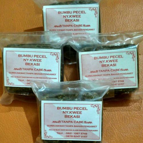 Foto Produk Bumbu Pecel Tanpa Cabe dari MiRage Shop