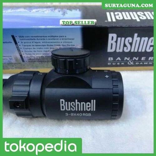 Foto Produk Telescope Bushnell 3-9X40RGB dari SuryaGuna