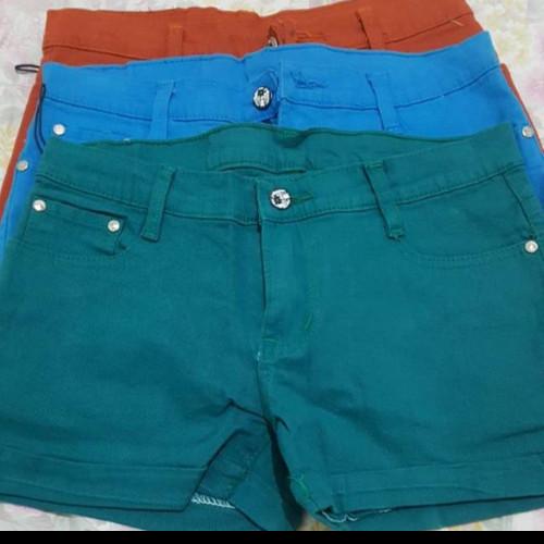 Foto Produk Celana pendek murah - Biru dari prelovedbycyna
