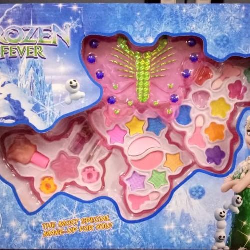 Foto Produk Mainan Anak Makeup Set Frozen Makeup Makeupan Anak Perempuan 135-22F dari Toko-Ku by FAS-TOP