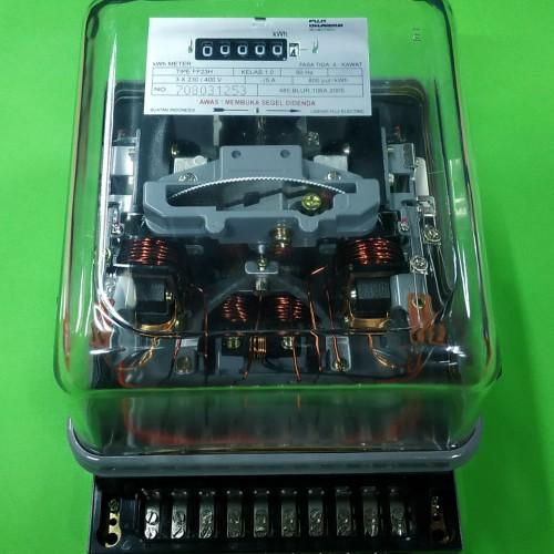 Foto Produk Kwh meter meteran listrik fuji dharma FF23H kelas 1.0 class 1.0 3P /5A dari SURYA-ELEKTRIK