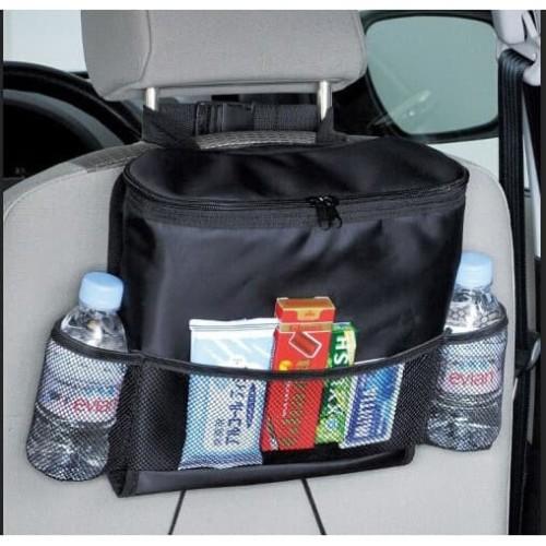 Foto Produk Tas Gantung Kursi Belakang Mobil Backseat Organizer - Black dari Rinjani Outdoorgear
