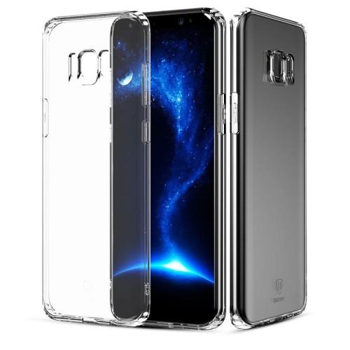 Foto Produk Baseus Simple Soft Case For Samsung Galaxy S8 S8 Plus Transparent - S8 dari Cute Agassi